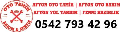 0542 793 42 96 | Afyon Oto Tamircisi | Teknik Garaj Oto Tamir Yol Yardım